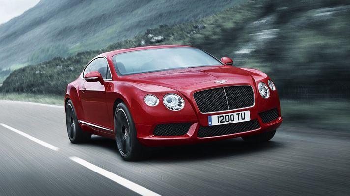 Official Bentley S New V8 Continental Vroom Vroom Pinterest