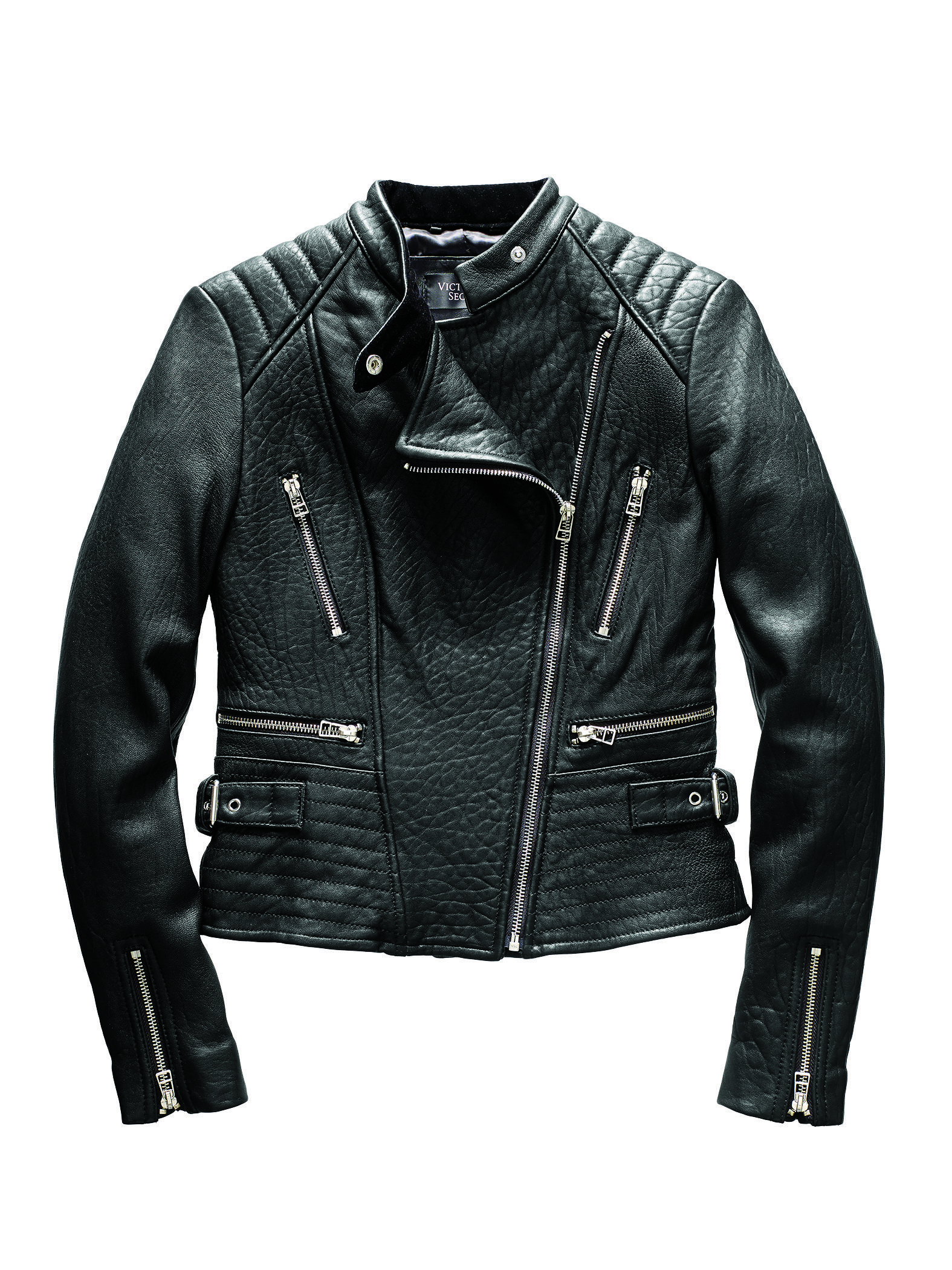 """When you find the perfect leather jacket, life just gets ..."