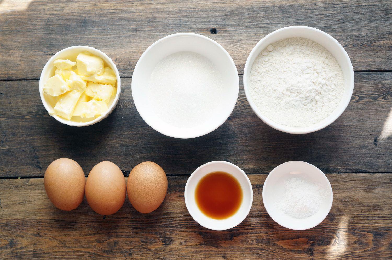 Бисквит Королевы Виктории - Andy Chef - блог о еде и путешествиях, пошаговые рецепты, интернет-магазин для кондитеров