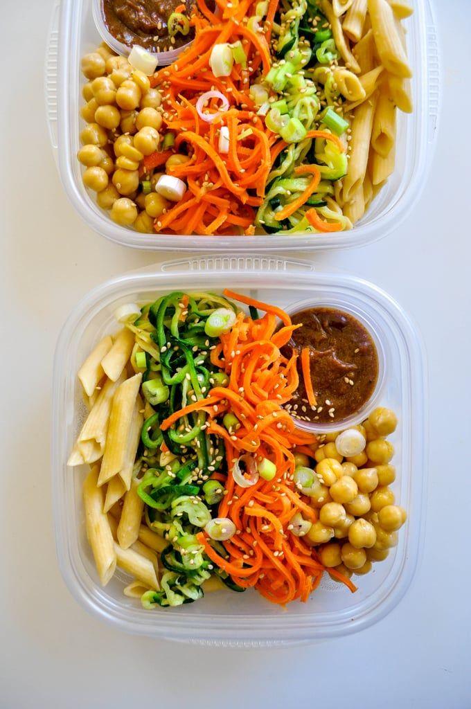 Lunch: Cold Sesame Noodle Bowls images
