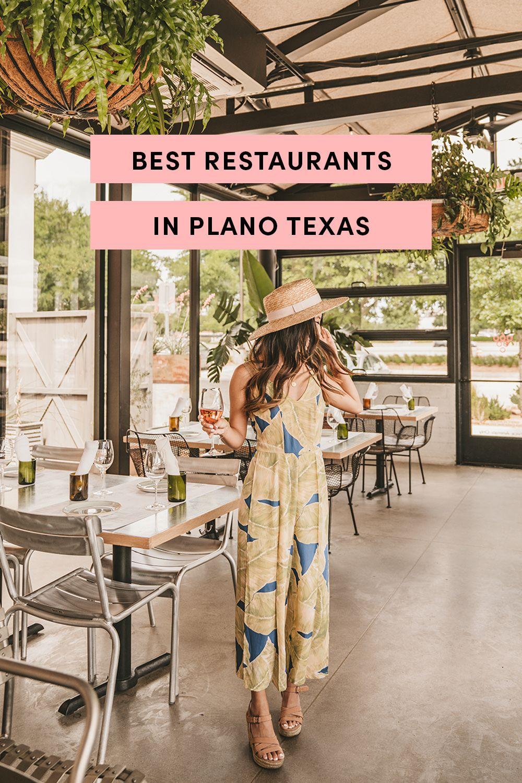 18 Best Restaurants In Plano Texas