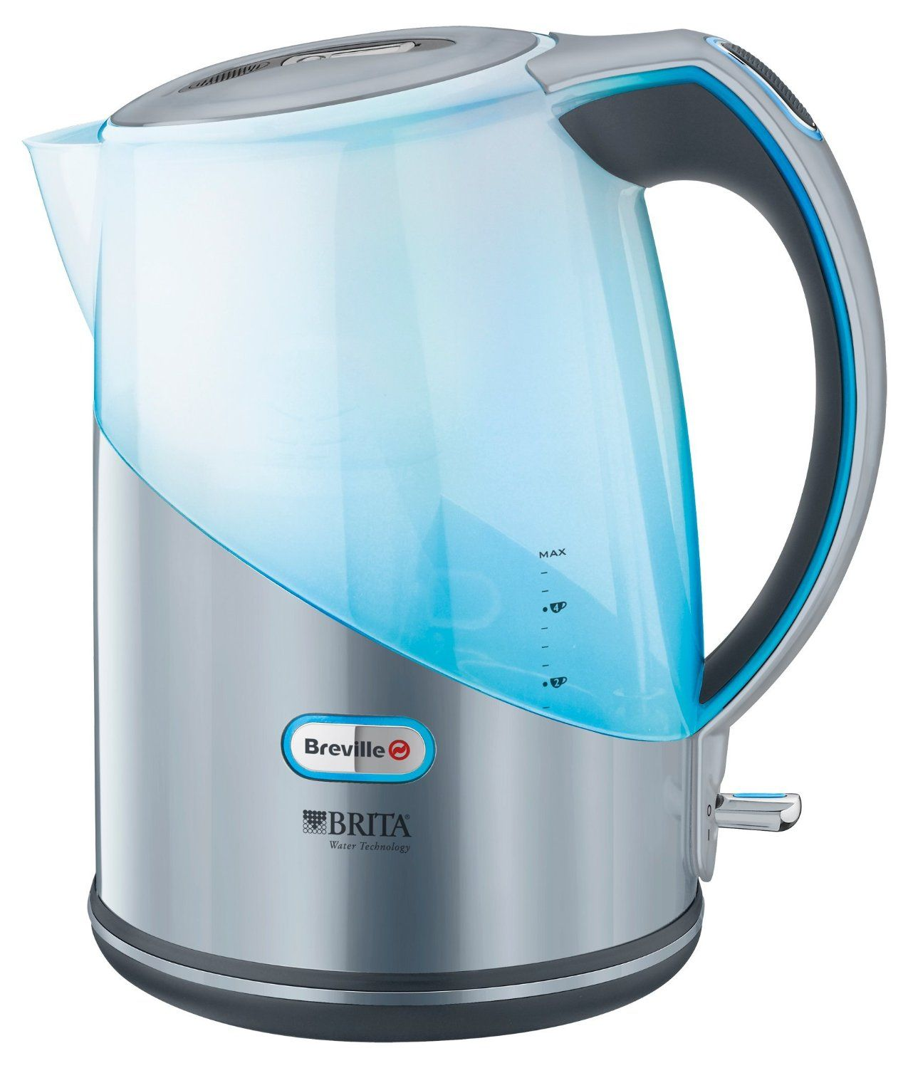 Purity Glass Brita Kettle | Russell