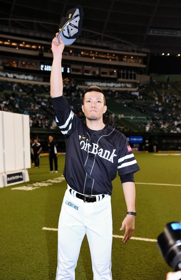 Photo of ソフトバンク・千賀 8回2安打無失点の圧巻投球 日本S王手「僕は応援します」/デイリースポーツ online