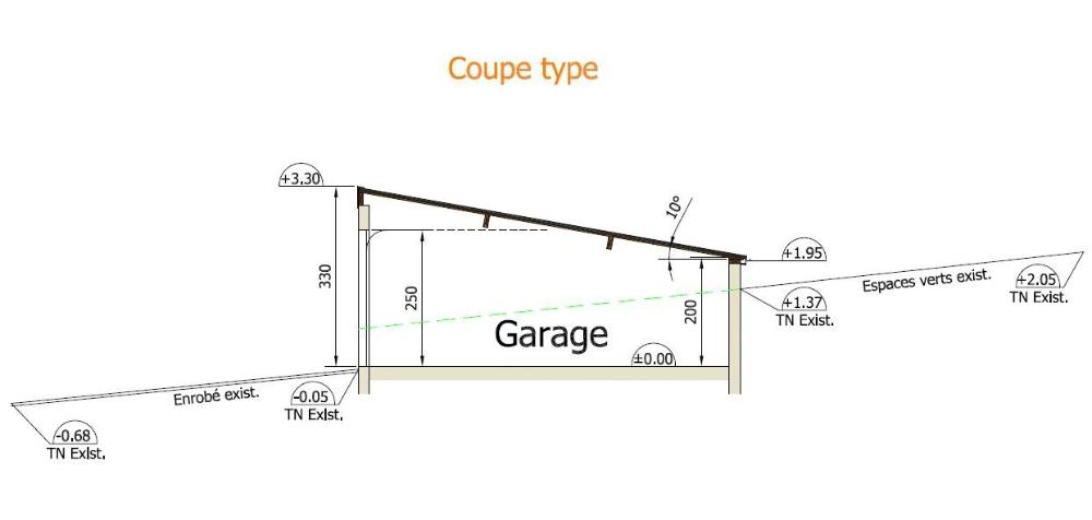 Faire Un Plan De Garage R Alisation D Des Plans Plan B Plan Garage Garage Faire Un Plan