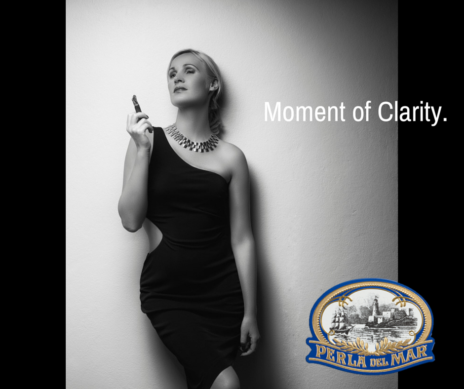 That moment where it all makes sense. #FirstSmoke #Clarity #CigarLife #PerlaCigars