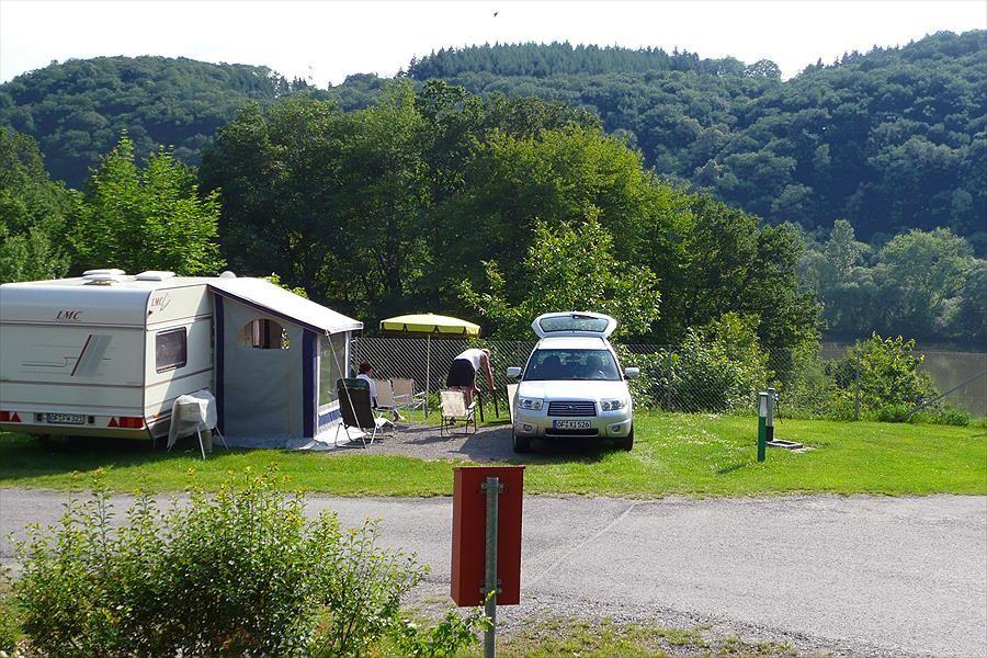 Camping Main-Spessart-Park Een zeer sfeervolle camping in ...