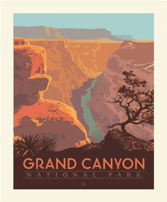 GRAND CANYON National Park 36X42