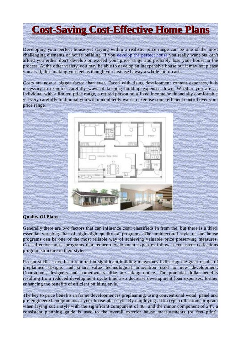 Cost Effective Home Plans 2021 House Plans Cheap House Plans How To Plan