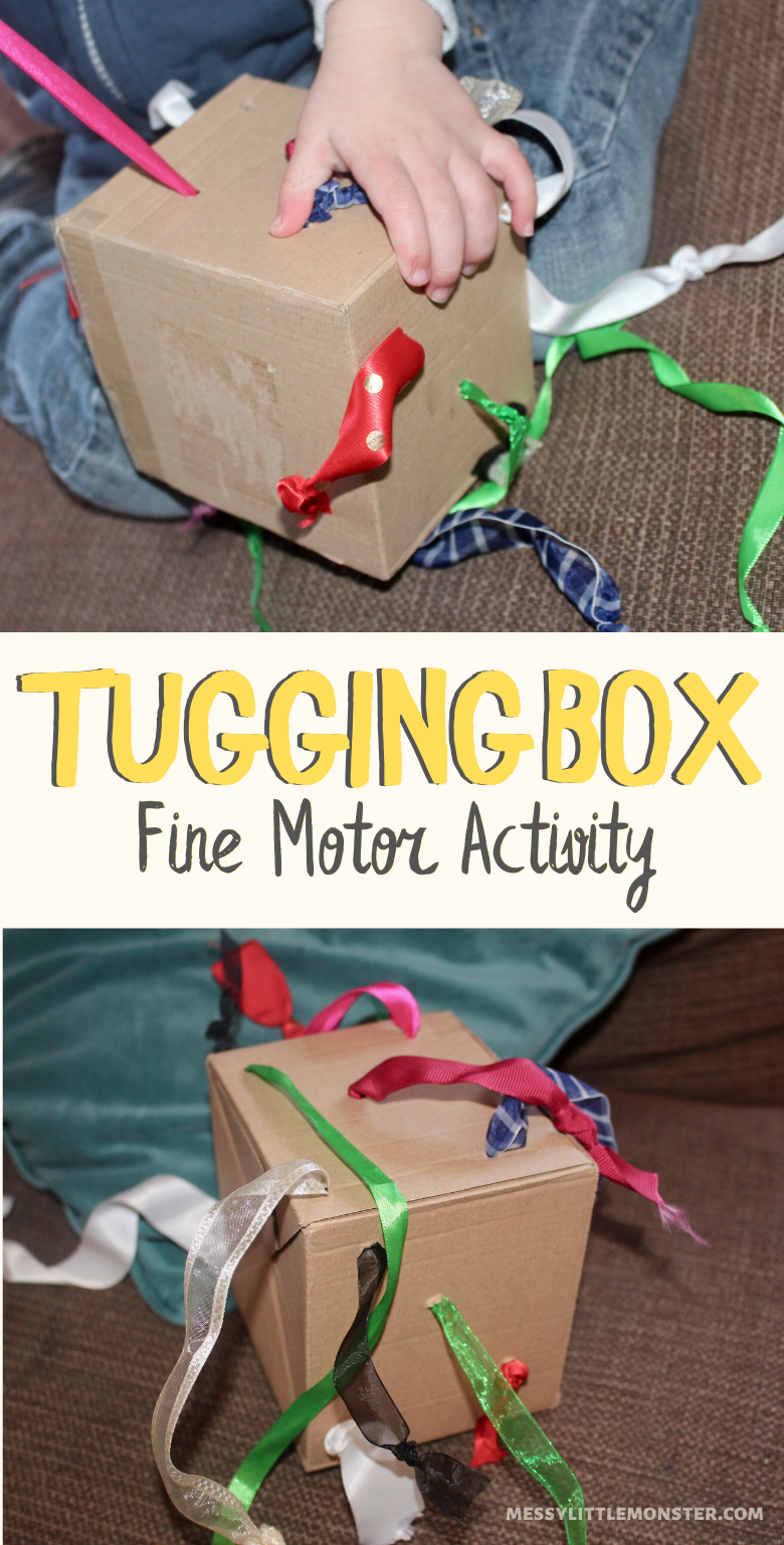 Photo of Tugging Box Fine Motor Activity