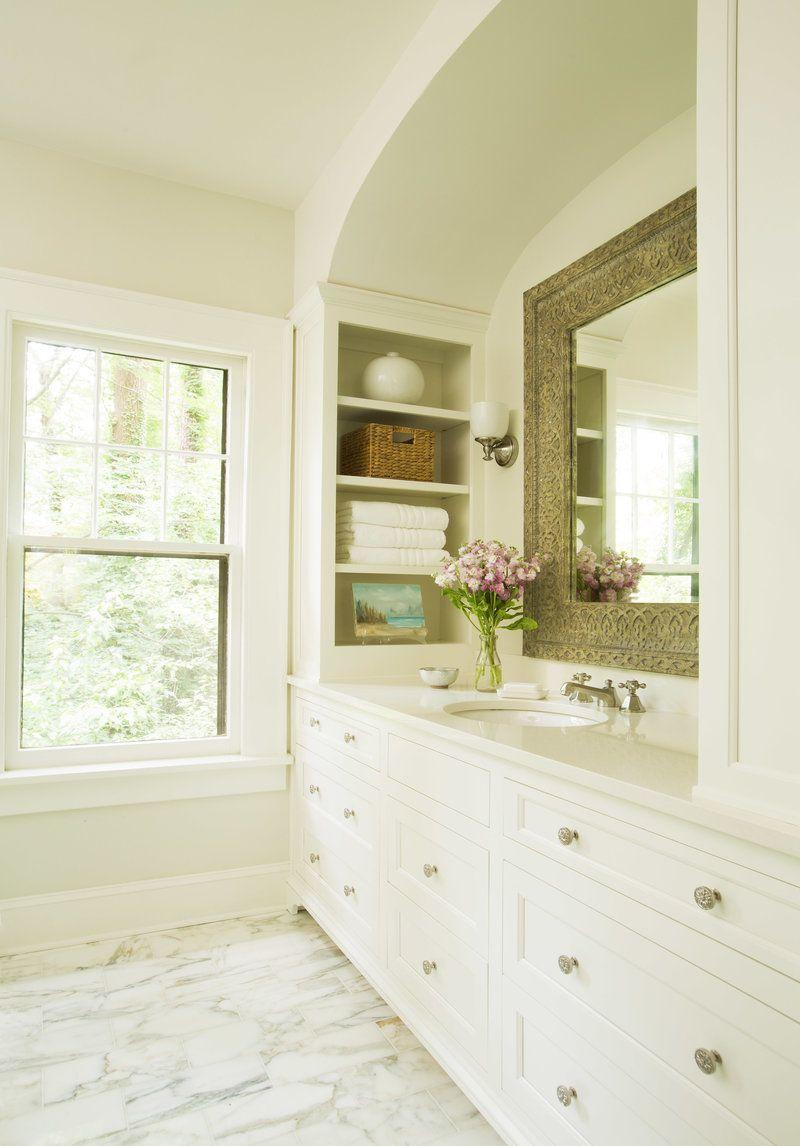 Desmond Clemons Design Transitional Bathroom