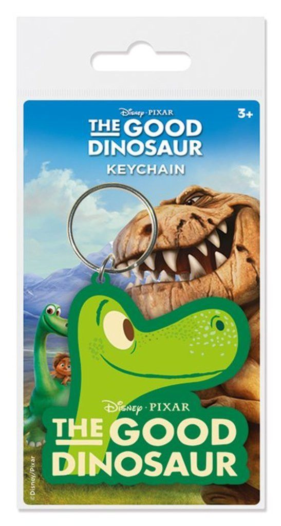 The Good Dinosaur - Arlo - Rubber Key Ring