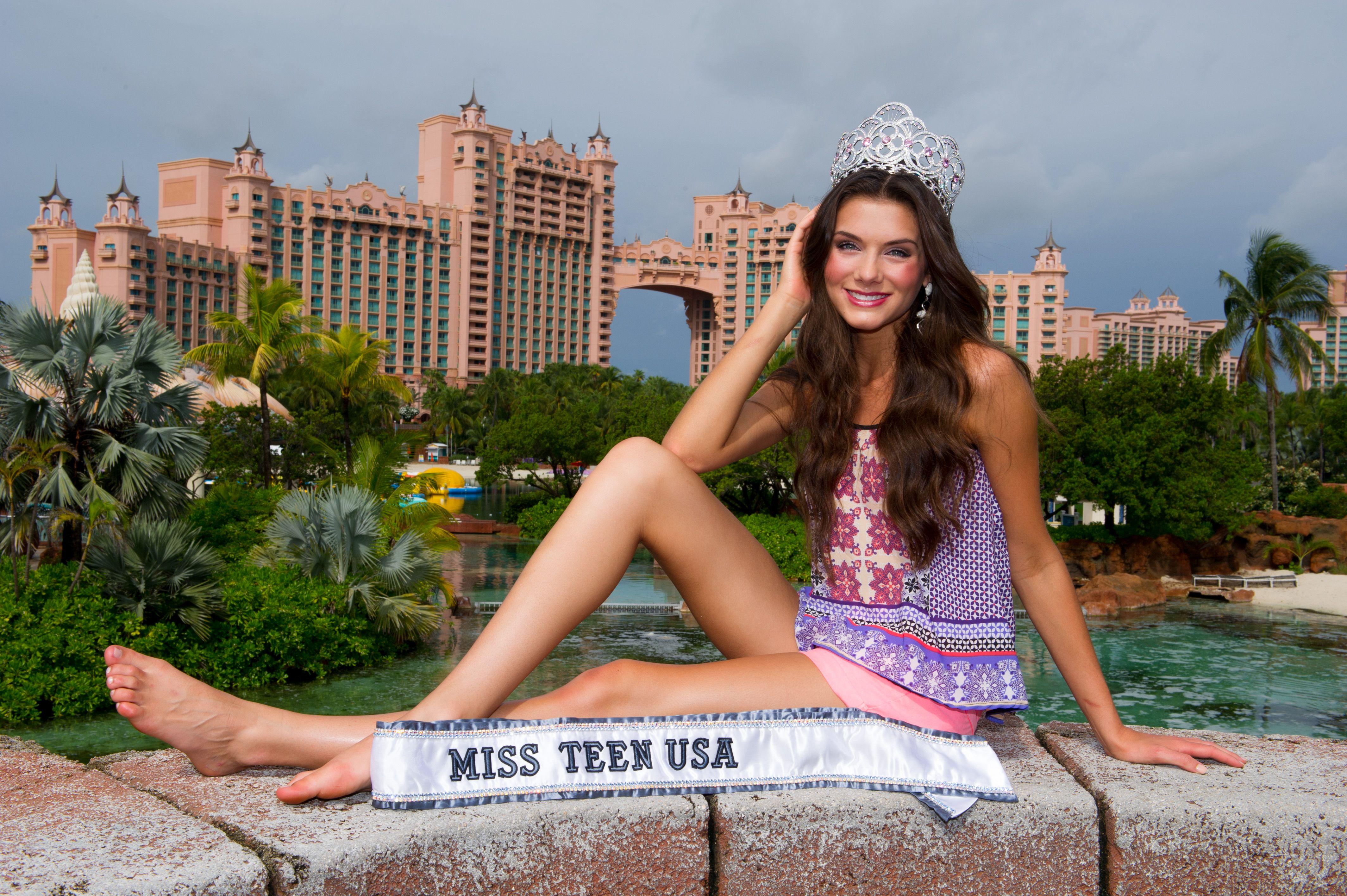 Congratulations to #K.LeeGraham on being crowned #MissTeenUSA 2014!