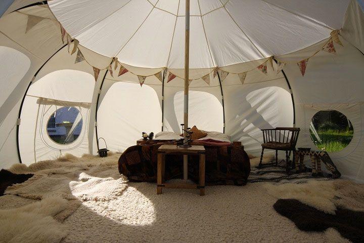 Lotus Belle Luxury Canvas Tents & Lotus Belle Luxury Canvas Tents | Tents Lotus and Belle