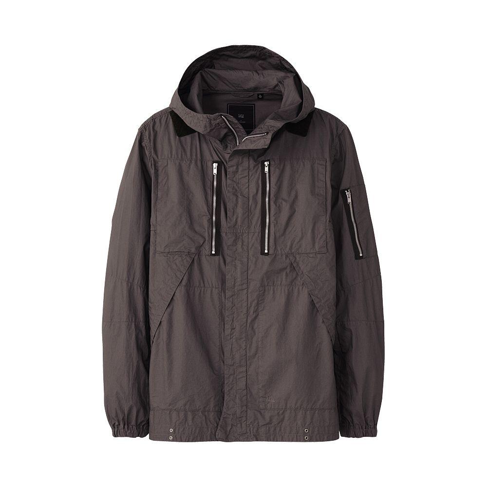 Uu Uniqlo Undercover Hooded Blouson Tech Fashion Uniqlo Clothes [ 1000 x 1000 Pixel ]