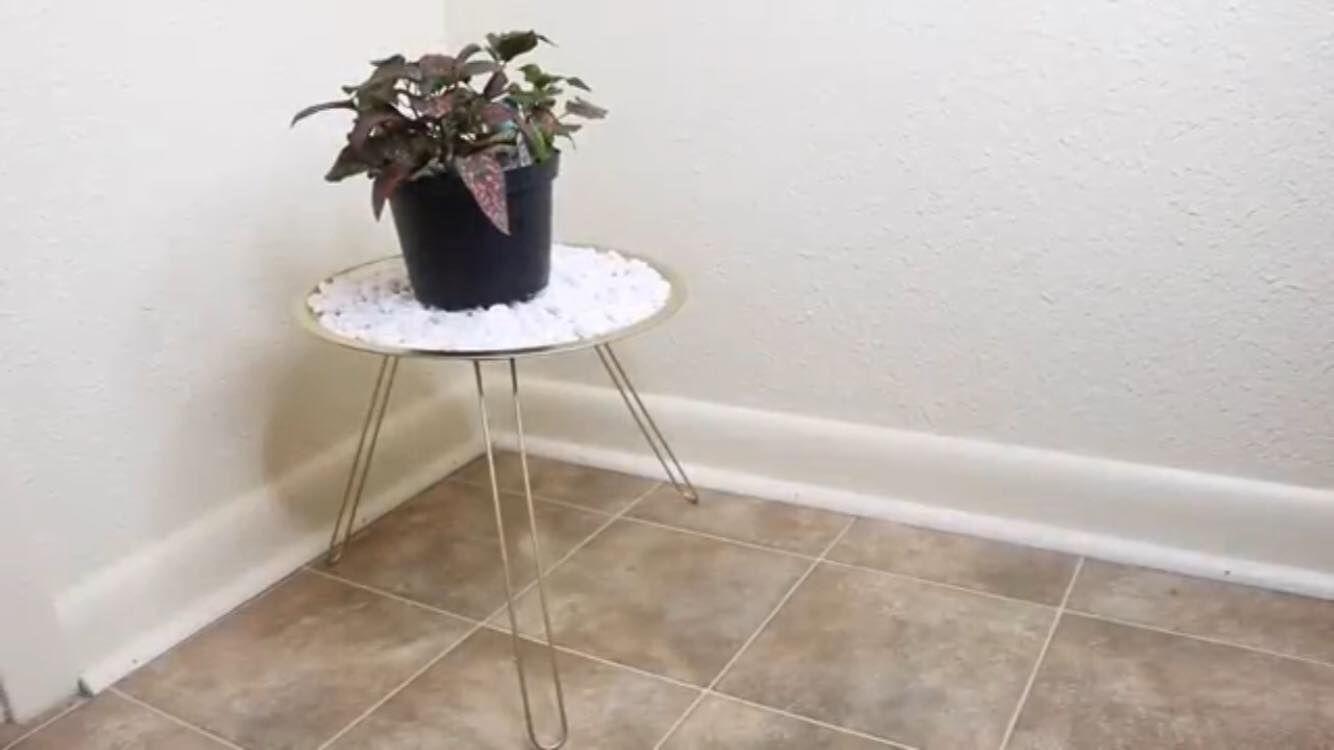 Diy Dollar Tree Plant Stand