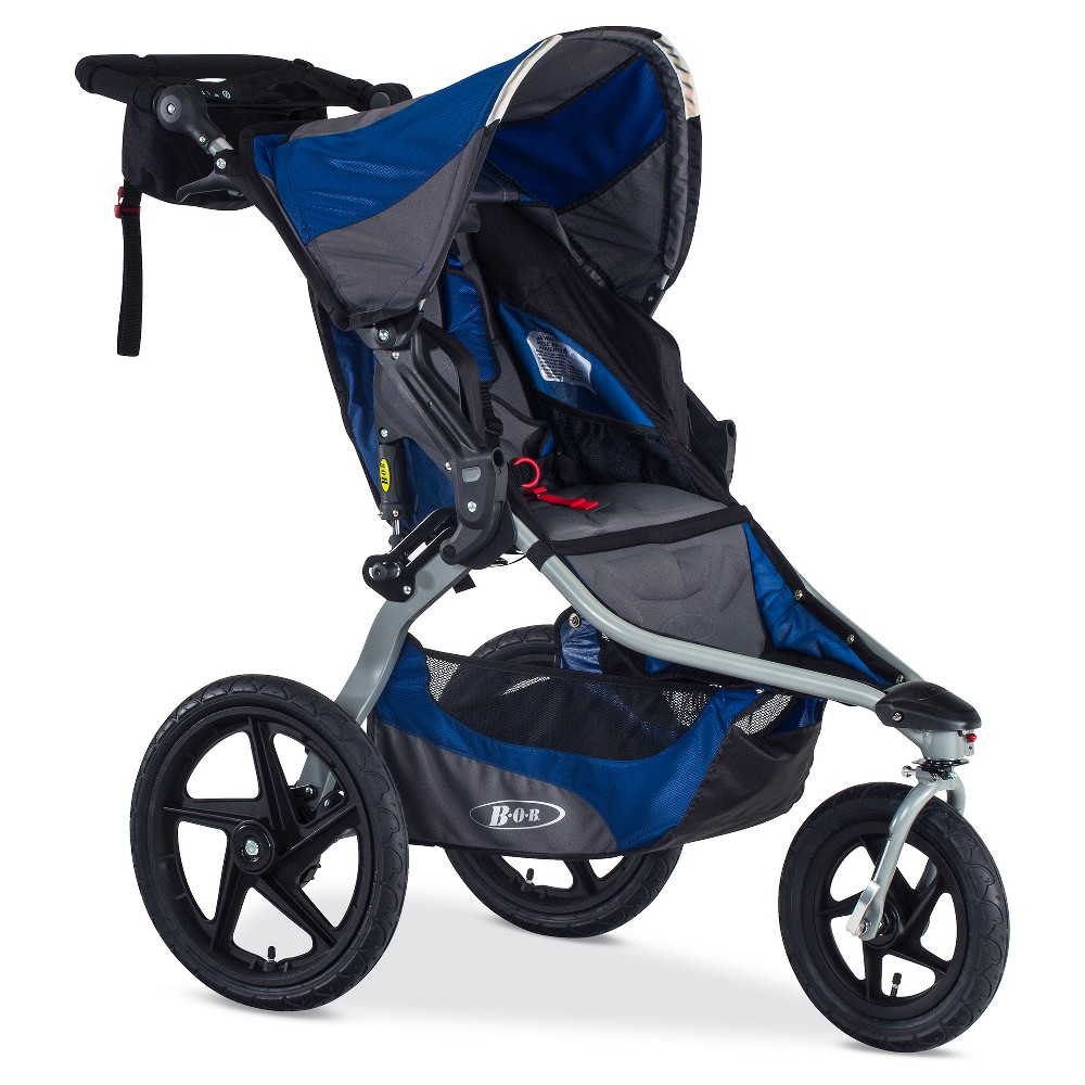 I love this stroller for jogging with baby. It's also