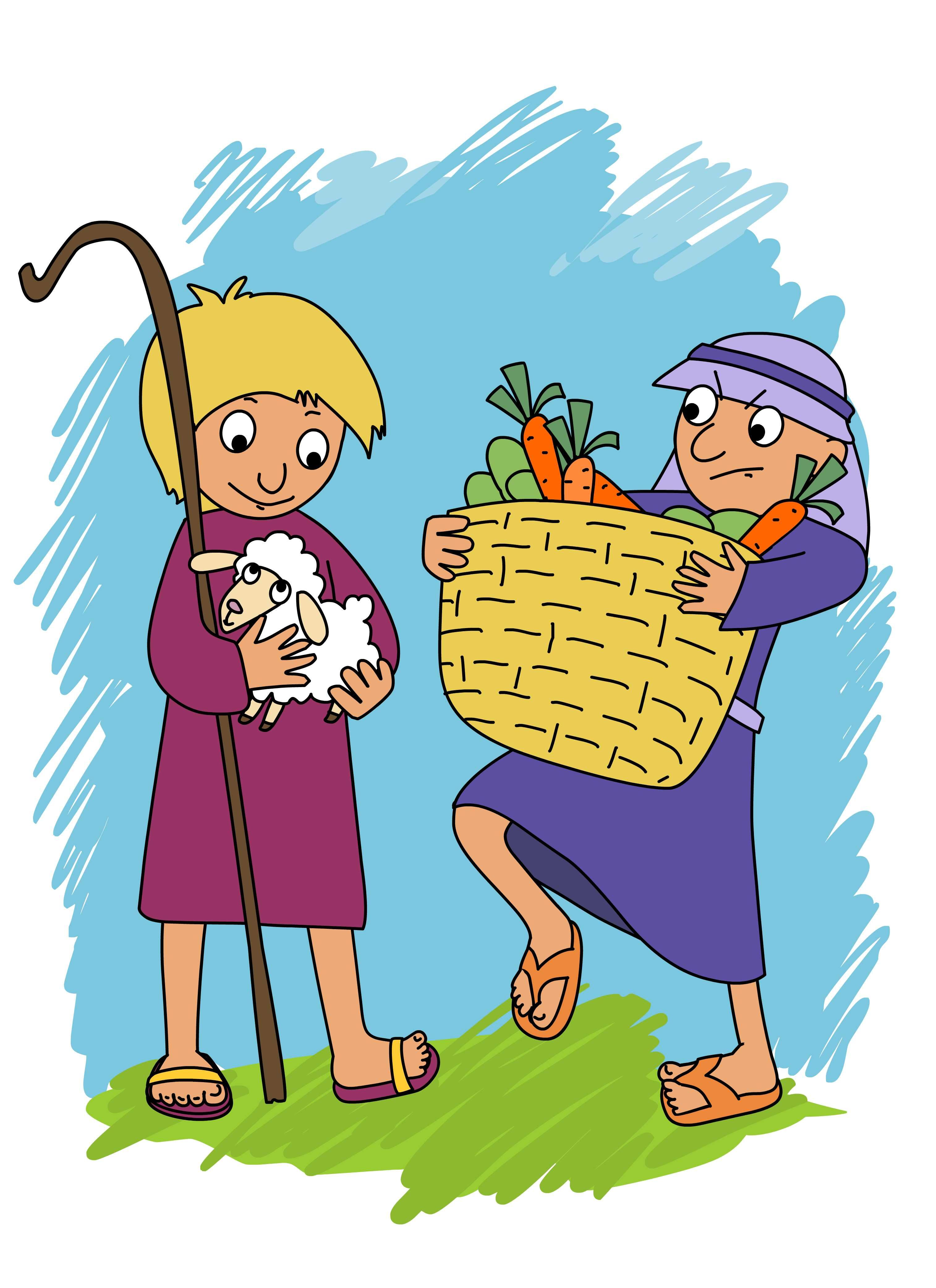 Cain and abel craft ideas - Cain And Abel Will Teach Your Kids About Making Good Choices Do This At Home