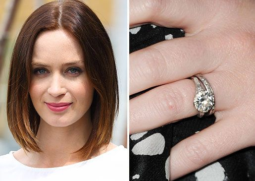 Official Site Celebrity Engagement Rings Celebrity Wedding