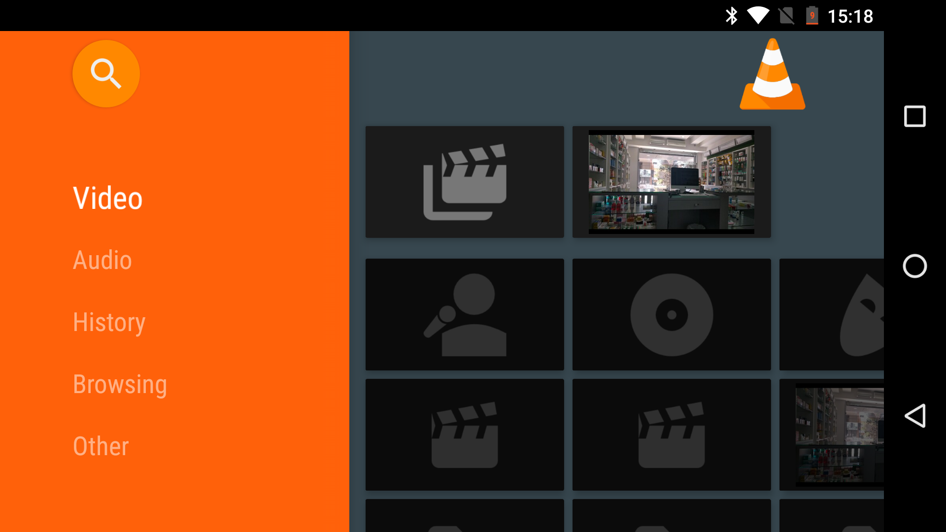 VLC 2.0 Beta Adds Local Network Browsing And Lets You Use The Android TV Interface On Any Device | Drippler - Apps, Games, News, Updates & Accessories