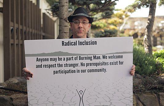 Ten Principles Radical Inclusion Burning Man