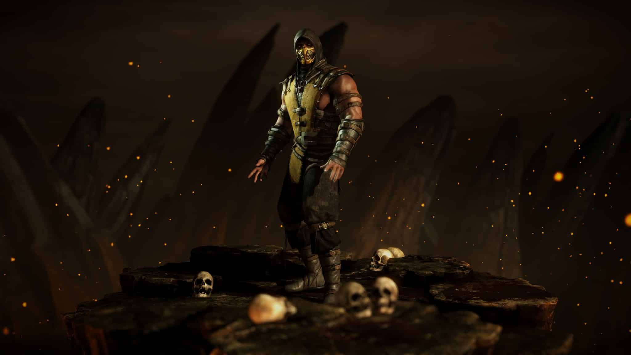 Mortal Kombat X Characters Full Roster Of 33 Fighters Mortal