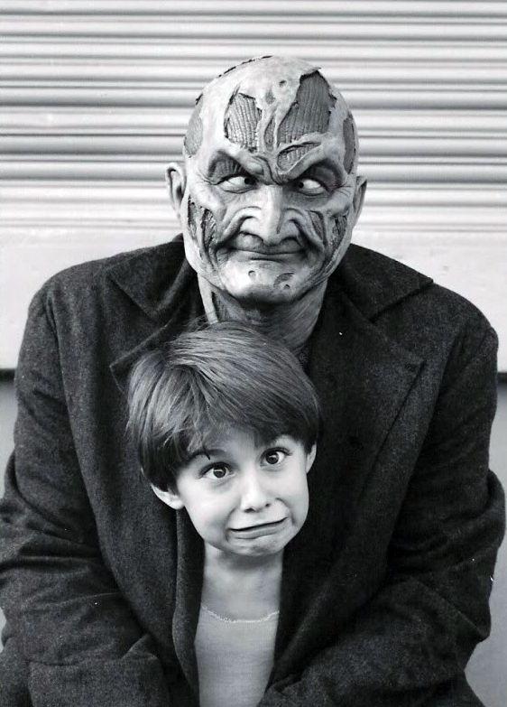Freddy, el gran amigo de los niños.