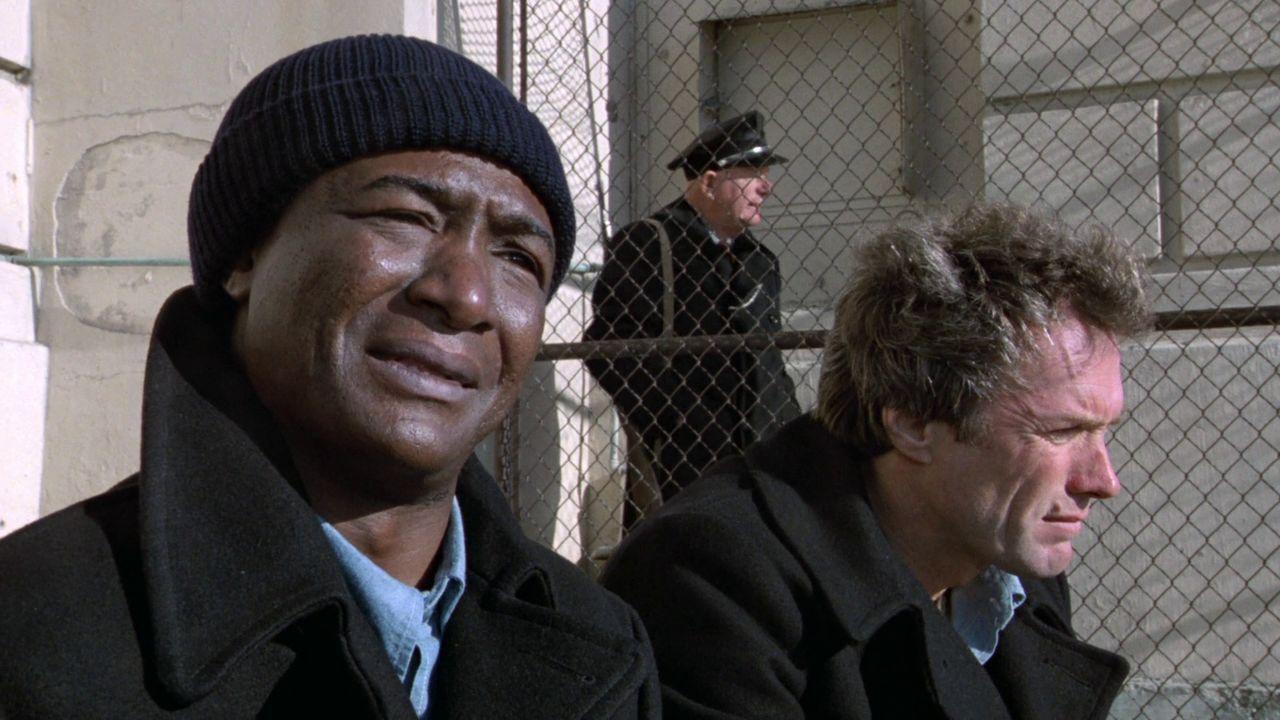 Film Fuga Da Alcatraz Movie Scenes