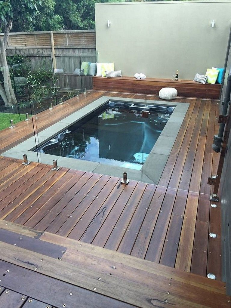 exciting small pool design ideas for your small yard pool