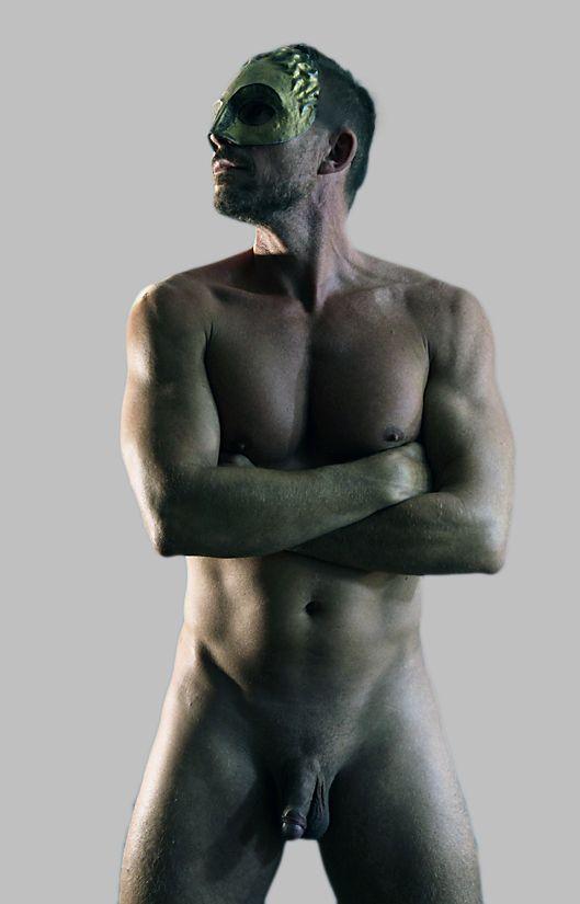 Nacktfotos Mann