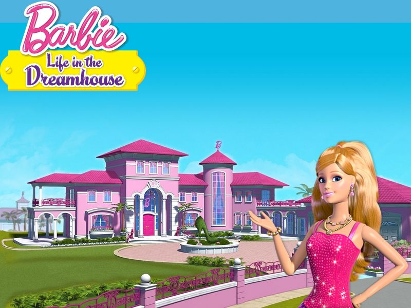 My Dream House Cartoon Pictures