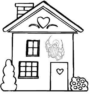 Atividade Dona Aranha Casa Para Colorir Atividades Desenho Aranha