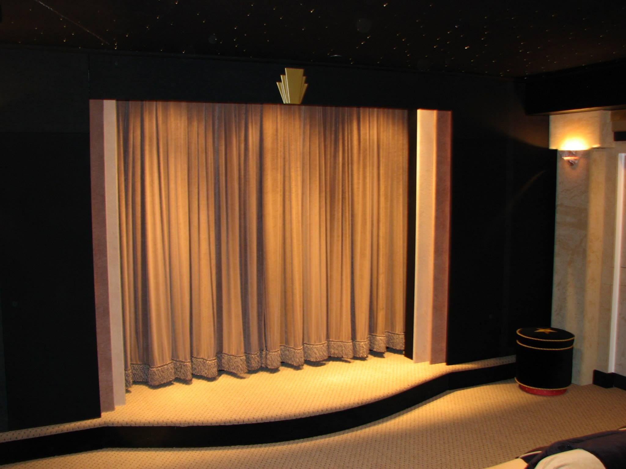 Theatre Design · Previous Demo Home Theater Designed By Easy Living With  Technology.