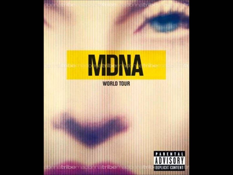 Madonna - Love Spent - MDNA Tour (Official Audio HD)