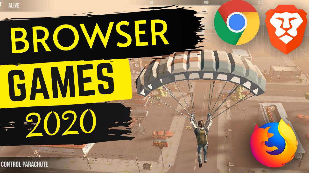 Best inbrowser games. Best multiplayer browser games
