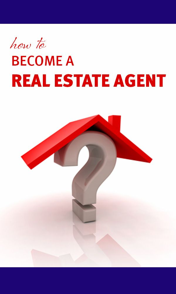 Deciding To Become A Real Estate Salesperson Is A Big Career Choice. Learn  What It Takes To Become A Real Estate Agent.