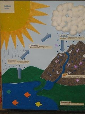 Fun water cycle activity for independent practice | P ...