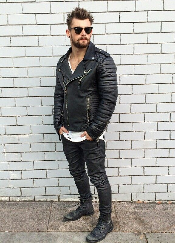 Dash Hudson menswear evolved. » Bad Boy