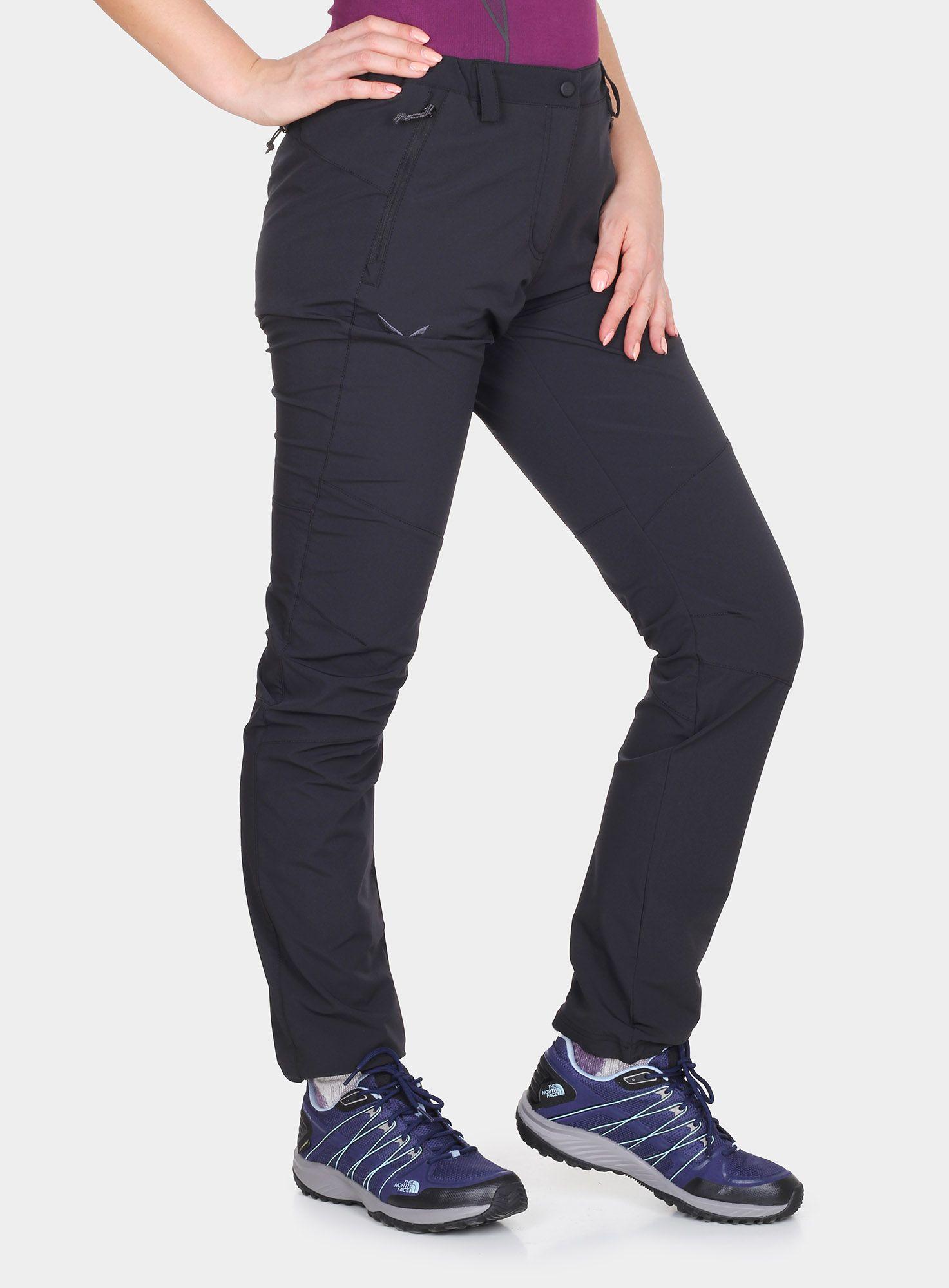 Spodnie Salewa Puez Terminal Dst Pant Lady Black Out Pants For Women Pants Black Jeans