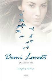 ❤Livro da Demi Lovato