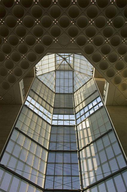 Museum of Islamic Art, Doha, Qatar by Alfred Weidinger, via Flickr