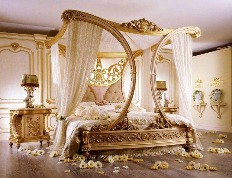 75 Stunning Italian Style Bedroom Decor Ideas Italian Bedrooms Bedroomdecorideas Luxurious Bedrooms Master Bedroom Decor Romantic Chic Bedroom