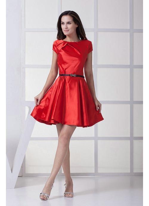 Red Dress For Wedding Guest - Ocodea.com