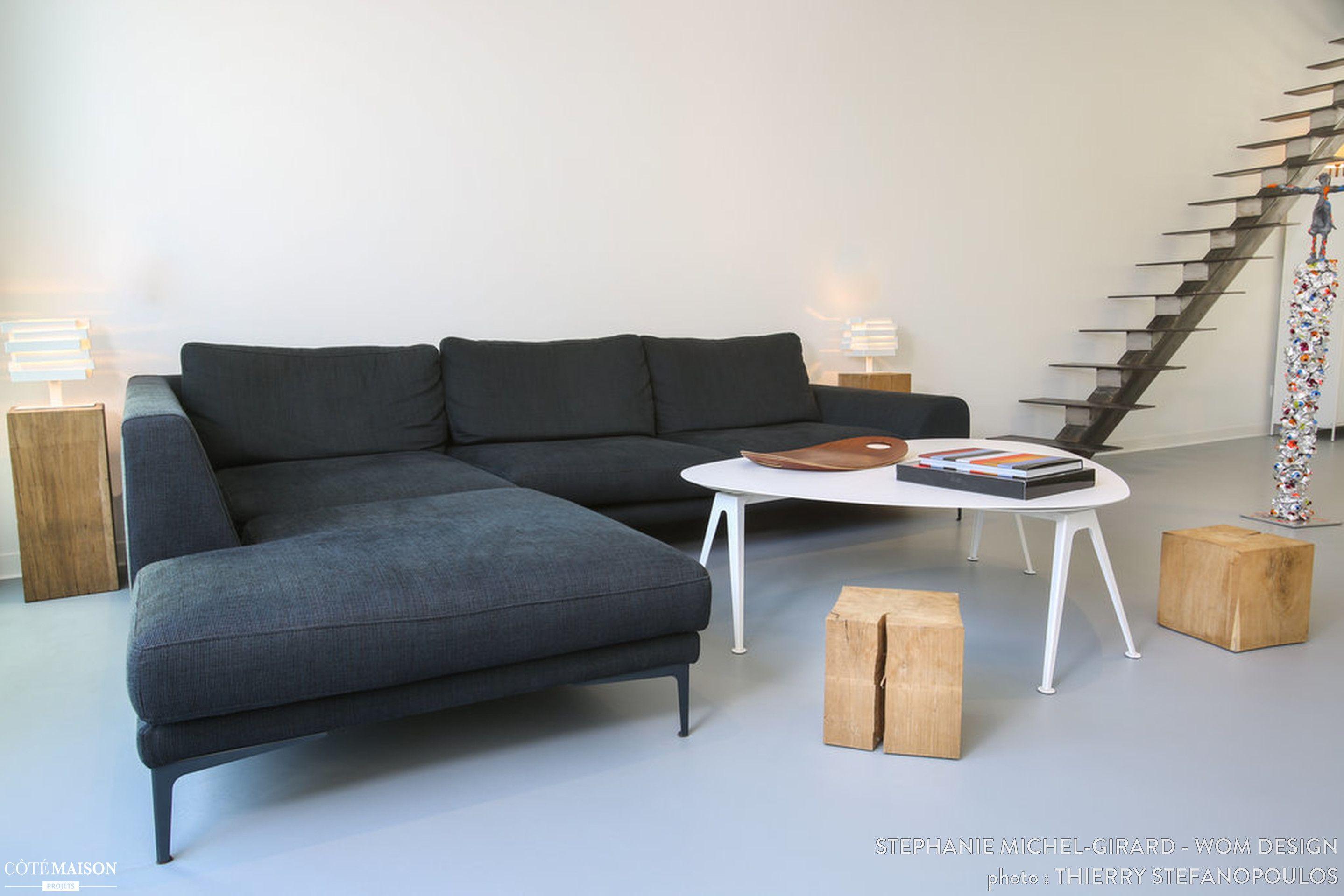 Construction aménagement et décoration dune maison ultra contemporaine de 120 m2 wom