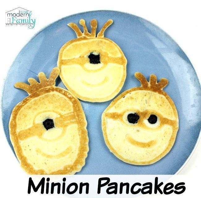 Minion Pancake Recipe Minion Pancake Recipe -