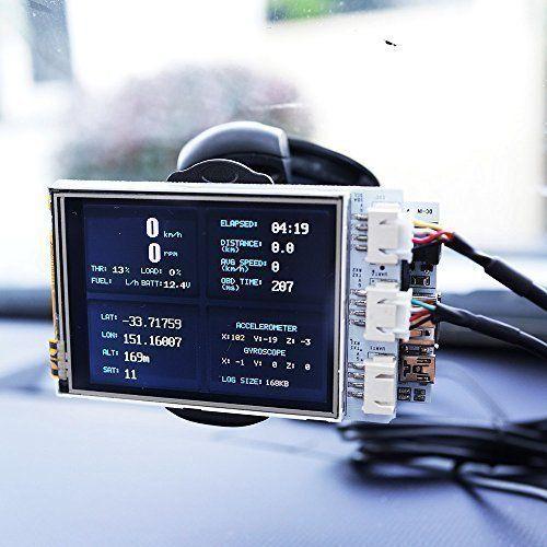 OBD-II Telematics DIY Kit (Arduino MEGA 2560,OBD-II,UBX-M...