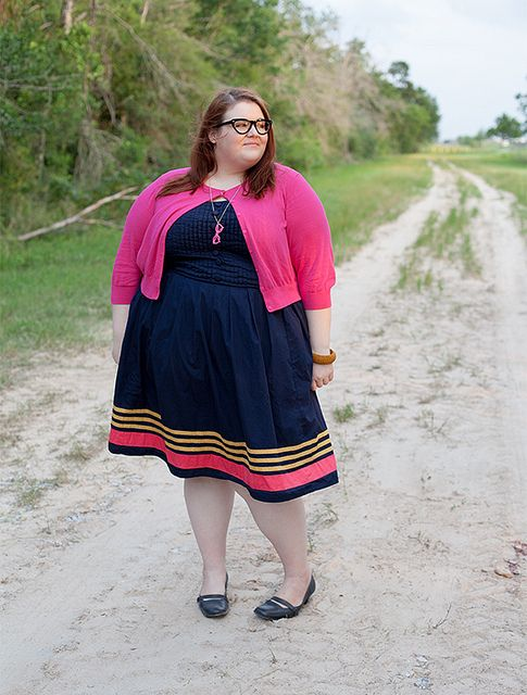 Outside My Comfort Zone: 7 - Geek Chic by astryd, via Flickr - She is beautiful!