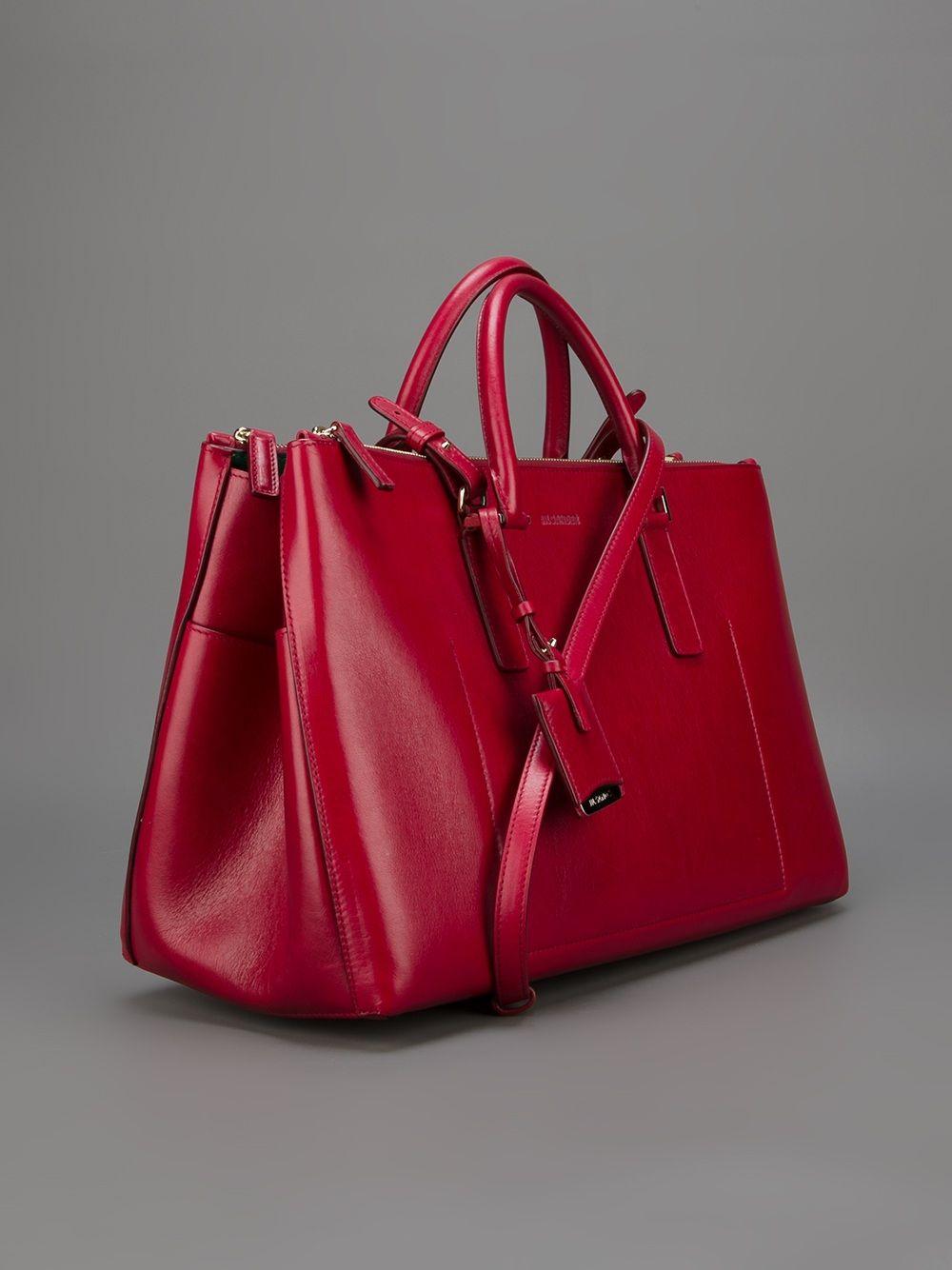 Jil Sander Tote Gente Roma Beautiful Bags Bags