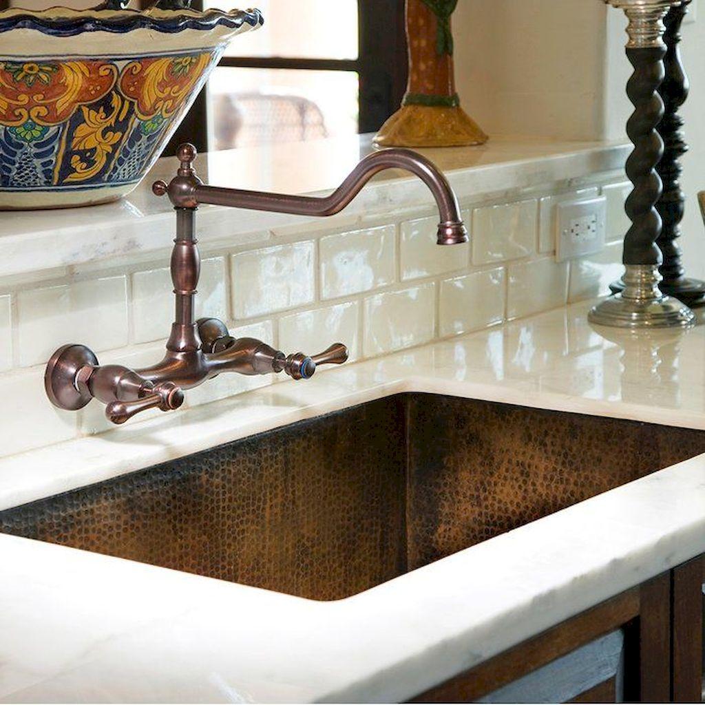 Luxury Kitchen Sinks Ideas Copper kitchen, Luxury