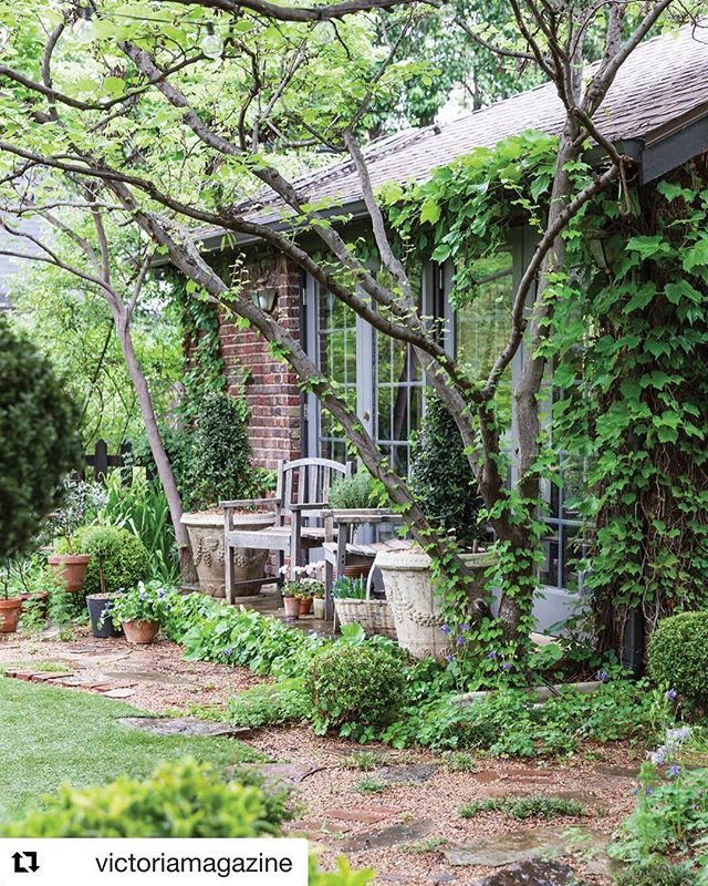 Lovely 20 Cottage Style Landscaping Ideas To Enhance Your: Linda Vater в Instagram: «🧚‍♂️🌳🧚‍♂️ It's Always Such A
