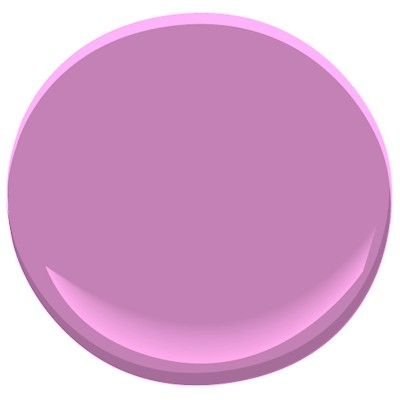 What Color Goes Good With Pink 2074-40 lilac pink | benjamin moore, paint colours and paint colors